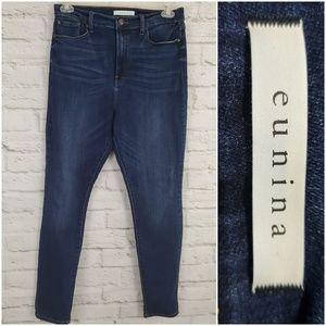 Eunina Erica Super High Rise Skinny Regular Jeans